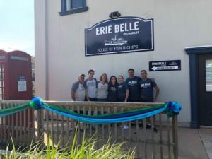 Erie Belle Restaurant Team
